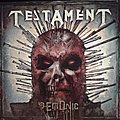 Testament ‎– Demonic (Silver LP) Tape / Vinyl / CD / Recording etc