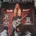 Black Label Society 2005 Event Poster