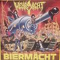 Wehrmacht - Tape / Vinyl / CD / Recording etc - Wehrmacht – Biērmächt (Beer/White Lp)