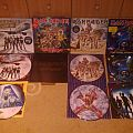 Iron Maiden - Releaces Tape / Vinyl / CD / Recording etc