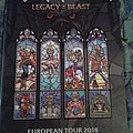Iron Maiden Legacy Of The Beast Tourbook Other Collectable