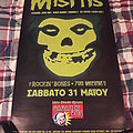 Misfits 2004 Event Poster Other Collectable