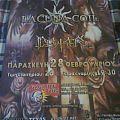 Tiamat - Lacuna Coil Event 2003 Poster