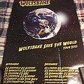 Wolfsbane 2011 Tour Poster Other Collectable