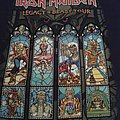 Iron Maiden Legacy of The Beast Tour Shirt N4