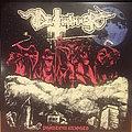 Deathhammer - Tape / Vinyl / CD / Recording etc - Deathhammer – Phantom Knights (Beer / Blue / Orange LP)