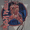Iron Maiden Somewhere In Time T-Shirt