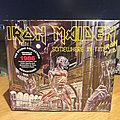 Iron Maiden - Somewhere in Time (collectors box) Tape / Vinyl / CD / Recording etc