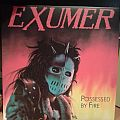 Exumer ‎– Possessed By Fire  Lp