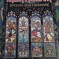 Iron Maiden Calendar (2019)