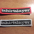 TshirtSlayer Supporter Patches