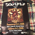 Soulfly 2009 Event Poster Other Collectable
