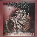 Massacra ‎– Enjoy The Violence Lp
