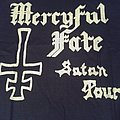 Mercyful Fate Satan Tour T-Shirt