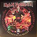 Iron Maiden - Tape / Vinyl / CD / Recording etc - Iron Maiden - Nights Of The Dead (Red Green White Color 3x Vinyl LP Set)