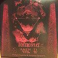 Acherontas – Amenti - Ψαλμοί Αίματος Kαι Αστρικά Οράματα  Tape / Vinyl / CD / Recording etc