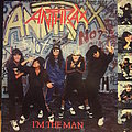 Anthrax ‎– I'm The Man lp Tape / Vinyl / CD / Recording etc