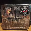 Iron Maiden ‎– A Matter Of Life And Death (Collectors Box) Tape / Vinyl / CD / Recording etc