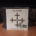 Slayer - Tape / Vinyl / CD / Recording etc - Slayer ‎– God Hates Us All  (Signed by Paul Bostaph)