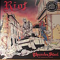 Riot ‎– Thundersteel LP Tape / Vinyl / CD / Recording etc