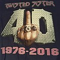 Twisted Sister - 40 and Fuck it T-Shirt