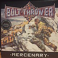 Bolt Thrower ‎– Mercenary LP Tape / Vinyl / CD / Recording etc