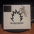 The Great Deceiver ‎– Terra Incognito (Signed By Tomas Lindberg) Tape / Vinyl / CD / Recording etc