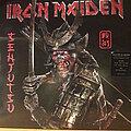 Iron Maiden - Tape / Vinyl / CD / Recording etc - Iron Maiden – Senjutsu (3 x Silver Black White Marble LP)
