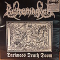Runemagick ‎– Darkness Death Doom (2 Silver LP) Tape / Vinyl / CD / Recording etc