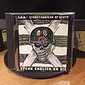 S.O.D. ‎– Speak English Or Die  Tape / Vinyl / CD / Recording etc