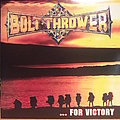 Bolt Thrower ‎– ... For Victory LP Tape / Vinyl / CD / Recording etc