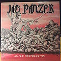 Jag Panzer - Tape / Vinyl / CD / Recording etc - Jag Panzer – Ample Destruction LP