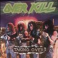 Overkill - Tape / Vinyl / CD / Recording etc -  OverKill – Taking Over (Green LP)
