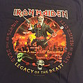 Iron Maiden - TShirt or Longsleeve - Iron Maiden Legacy Of The Beast Event Shirt
