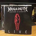 Megadeth - Tape / Vinyl / CD / Recording etc - Megadeth – Countdown To Extinction Live