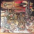 Omen - Tape / Vinyl / CD / Recording etc - Omen – Battle Cry (Bone LP)