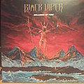 Black Viper ‎– Hellions of Fire (Electric Blue LP) Tape / Vinyl / CD / Recording etc