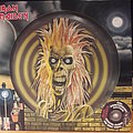 Iron Maiden - Tape / Vinyl / CD / Recording etc - Iron Maiden – Iron Maiden  Clear PicLP