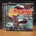 Saxon - Tape / Vinyl / CD / Recording etc - Saxon – Altar Of The Eagles