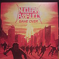 Nuclear Assault ‎– Game Over (Ultra clear with/ yellow + red splatter) Tape / Vinyl / CD / Recording etc