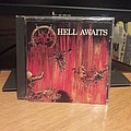 Slayer - Tape / Vinyl / CD / Recording etc - Slayer ‎– Hell Awaits