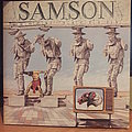 Samson - Tape / Vinyl / CD / Recording etc - Samson – Shock Tactics (White LP)