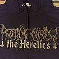 Rotting Christ The Heretics Hoodie Hooded Top