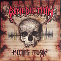 Benediction ‎– Killing Music LP (Reissue) + CD Tape / Vinyl / CD / Recording etc