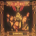 Enforcer ‎– Diamonds Yellow/Red LP Tape / Vinyl / CD / Recording etc