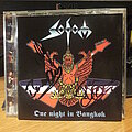 Sodom - Tape / Vinyl / CD / Recording etc - Sodom ‎– One Night In Bangkok  (Full Signed)