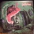 Destruction - Tape / Vinyl / CD / Recording etc - Destruction – Cracked Brain (Electric Blue LP)