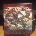 Testament ‎– The Formation Of Damnation (Signed by Paul Bostaph) Tape / Vinyl / CD / Recording etc