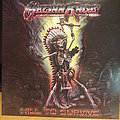 Meliah Rage - Tape / Vinyl / CD / Recording etc - Meliah Rage – Kill To Survive LP