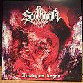 Soulburn - Tape / Vinyl / CD / Recording etc - Soulburn – Feeding On Angels (2 Silver LP)